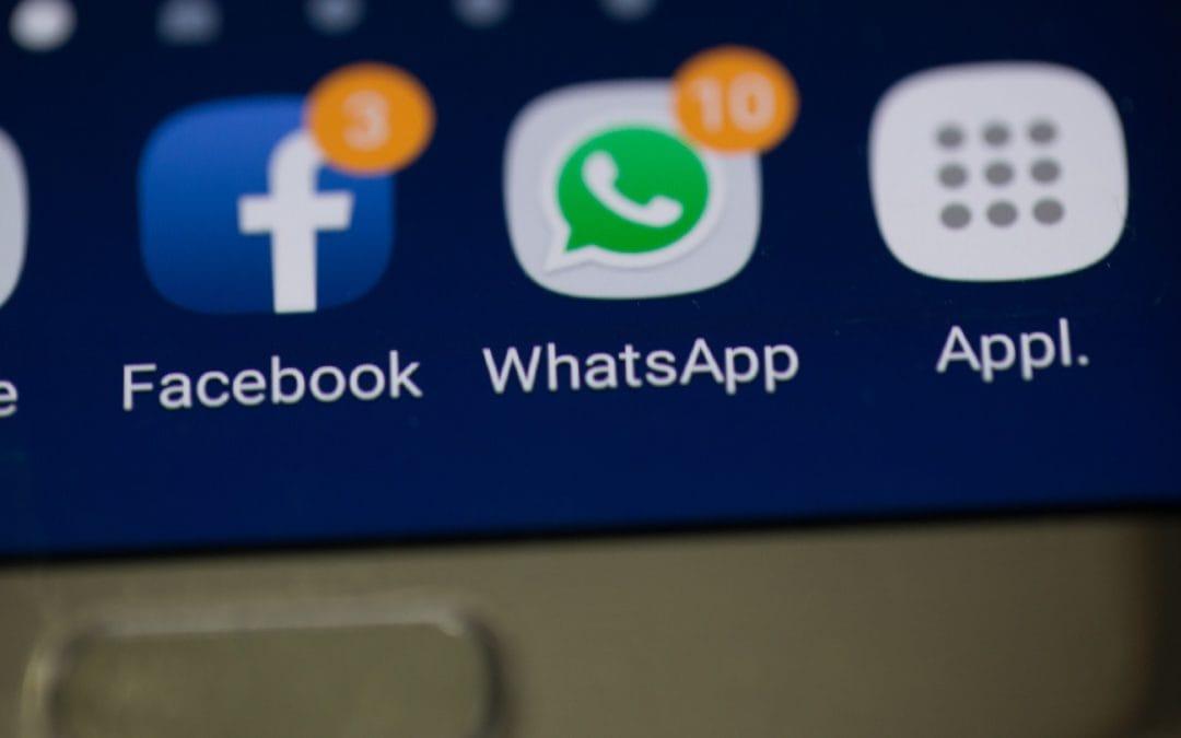"""Neue """"Datenschutz""""-Regeln bei WhatsApp – Eine Datenkrake greift um sich!?"""